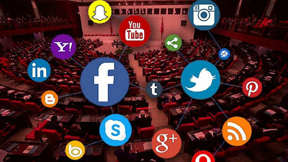 LinkedIn , Facebook , instagram , twitter
