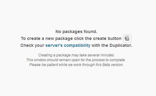 duplicator-package-yarat-Domain Değiştirme