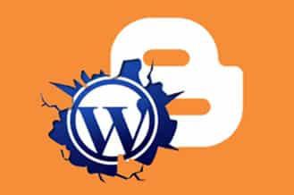 Blogger'ı WordPress'e Taşıma - Blogger'dan WordPress'e Geçiş - Blogger'dan WordPress'e Aktarma - Blogger WordPress Taşıma
