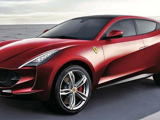 Tarihinde Bir İlke İmza Atan Ferrari'den Şahane Bir SUV Geliyor: İşte Karşınızda Ferrari Purosangue!