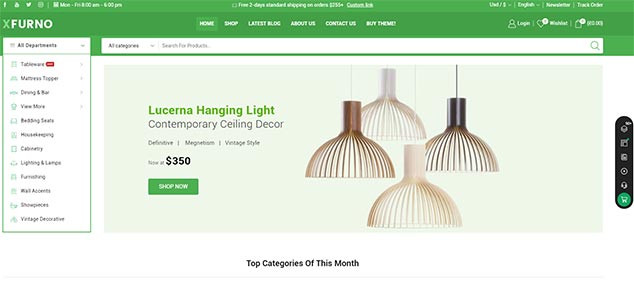 XStore - WordPress E Ticaret Tema