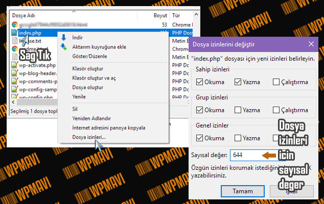 FTP ile Dosya Nasııl Yüklenir - Dosya Nasıl Düzenlenir