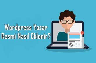 Wordpress Admin Resmi Nasıl Eklenir - WordPress Kullanıcı Resmi Nasıl Eklenir