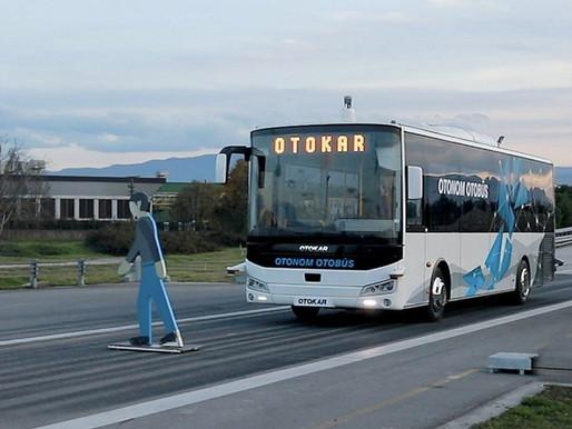 Otokar, Sürücüsüz Otobüslerinin İkinci Aşamayı Başarıyla Geçtiğini Açıkladı