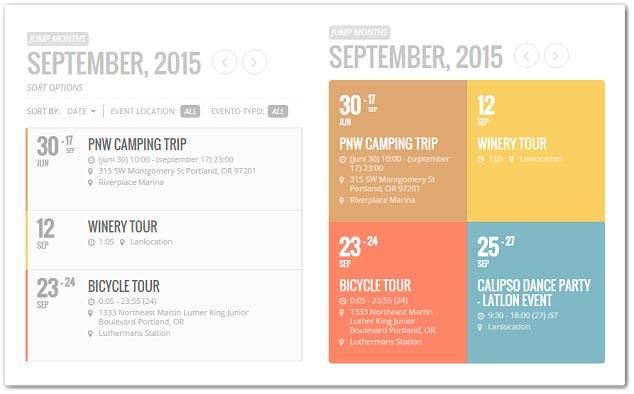 EventOn - WordPress Etkinlik Eklentisi