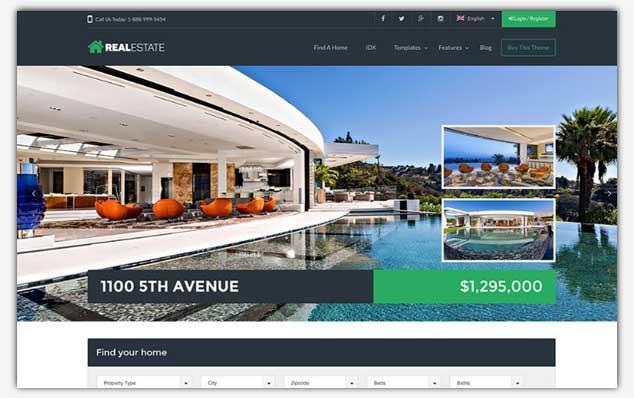 Wp Pro RealEstate 7 - WordPress Emlak Teması