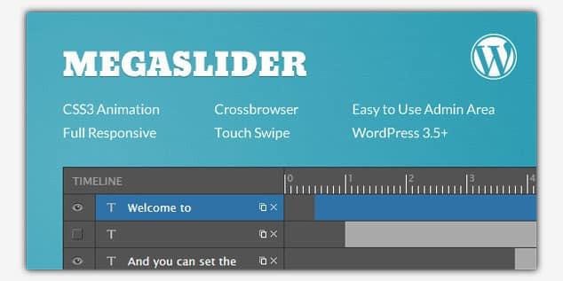 Mega Slider - (WordPress Slider Eklentisi)