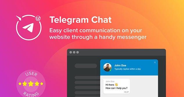 Telegram Chat - WordPress Sohbet Eklentisi