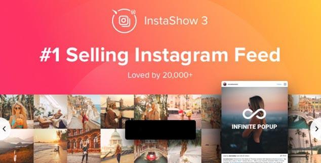 Instagram Feed - WordPress Instagram Paylaşım Eklentisi
