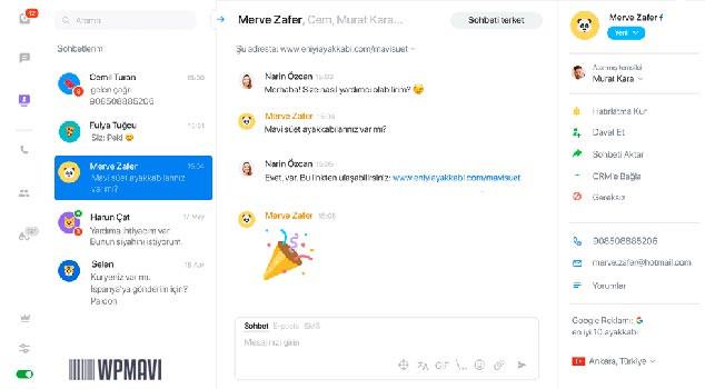 JivoChat WordPress Canlı Destek Modulü