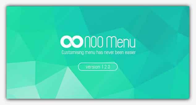 Noo Menu - WordPress Menü Eklentisi