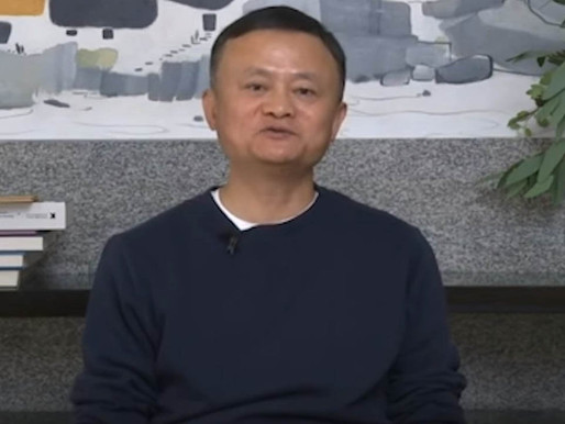 Alibaba'nın Kurucusu Jack Ma, Aylar Sonra Bir Video ile Ortaya Çıktı