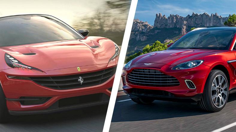 Ferrari Purosangue mi, Aston Martin DBX mi?