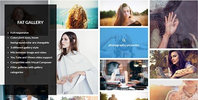 FAT Image Gallery - WordPress Galeri Oluşturma Eklentisi