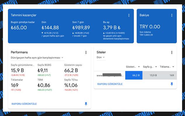 google reklamları ile internetten para kazanma