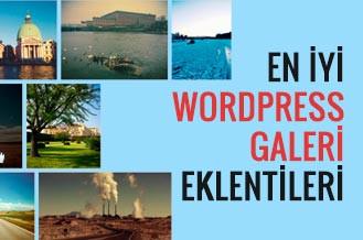 En İyi WordPress Galeri Eklentileri