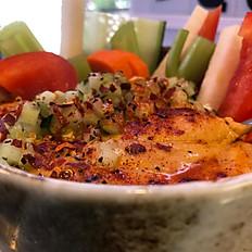 Hummus & Vegetables