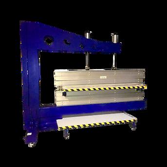 Fixed Rubber Conveyor Belt Vulcanizing Press.png