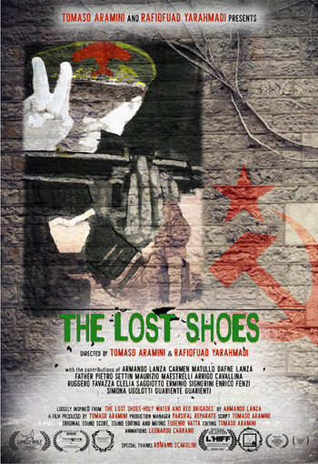 REVIEW: 'The Lost Shoes' (2021), a documentary feature by Tomaso Aramini and Rafiqfuad Yarahmadi