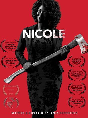 REVIEW: 'Nicole' (2020), a dark comedy-drama feature by James Schroeder