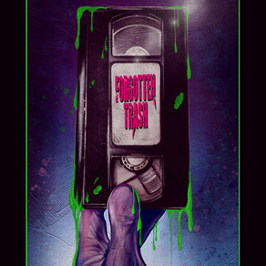 REVIEW: 'Forgotten Trash', a sci-fi horror by Retro Video Pictures