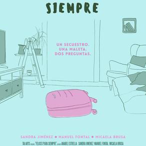 REVIEW: 'Felices Para Siempre' (2021), a short film by Anabel Estrella
