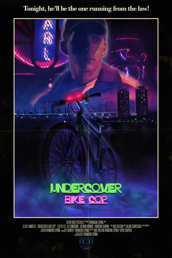 REVIEW: 'Undercover Bike Cop' (2019), a short film by Retro Video Pictures