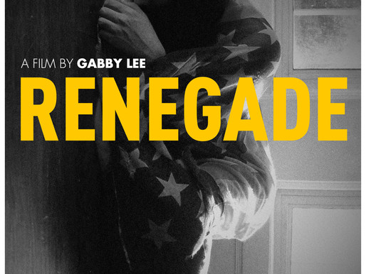 WATCH & REVIEW: 'Renegade' (2020), a short experimental film by Gabby Lee