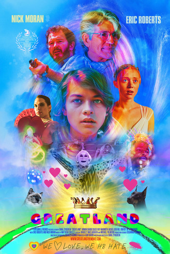 REVIEW: 'Greatland' (2020), a sci-fi feature by Dana Ziyasheva