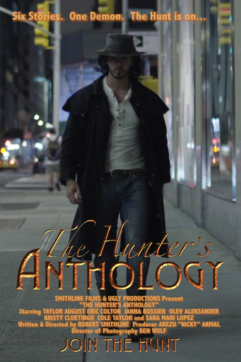 REVIEW: 'The Hunter's Anthology' (2021), a mystery thriller series by Smithline Films