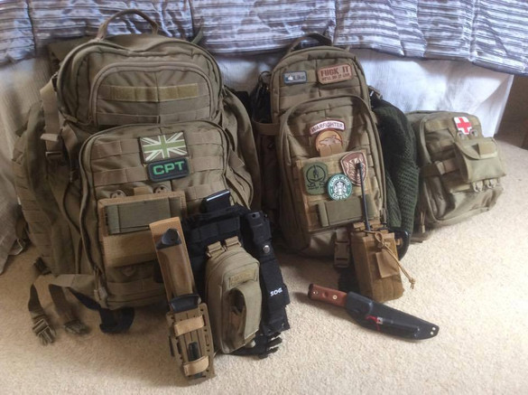 Bug Out Bag Kit List