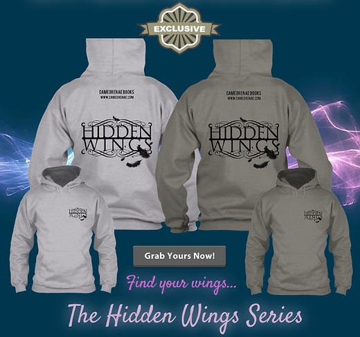 Hidden Wings Teespring Campaign.png