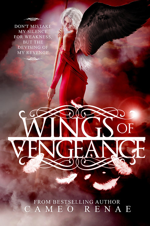 Wings of Vengeance (Hidden Wings: Book 5)