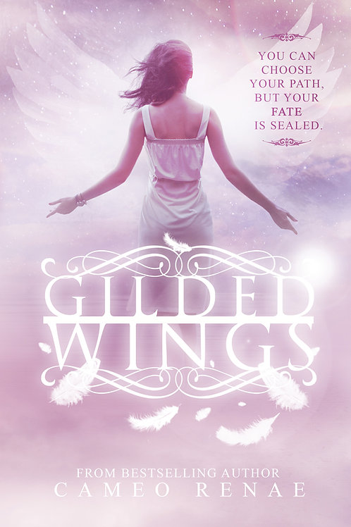 Gilded Wings (Hidden Wings: Book Four)