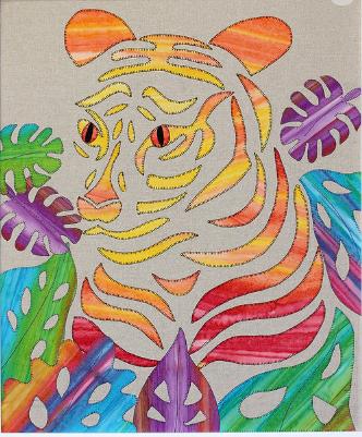 Taeo Tiger - Monica Poole Designs