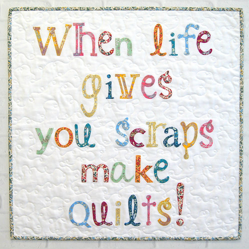 When Life Gives You Scraps - Quick Cut Kit