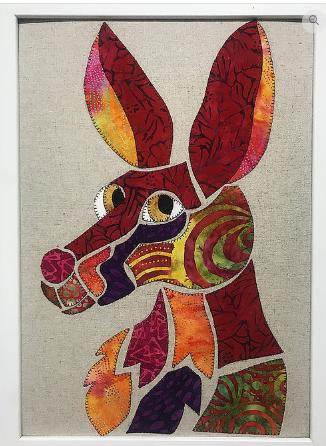 Kyzu Kangaroo- Monica Poole Designs