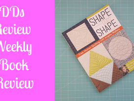 Darvanalee Designs Studio | Review Weekly | Book Review | Shape by Shape