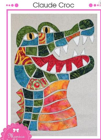 Claude Croc - Monica Poole Designs