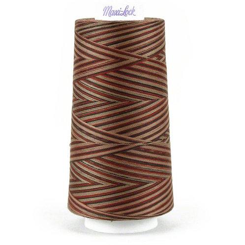 Maxi-Lock Swirls M65 Mocha Almond Fudge