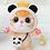 Thumbnail: DIY Mini Wool Felt Animals - Panda Cat