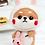 Thumbnail: DIY Mini Wool Felt Animals - Rabbit