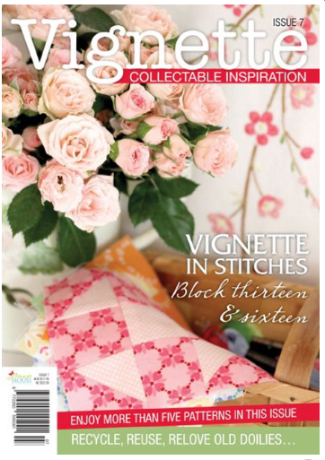 Leanne's House - Vignette Issue 7 -- Magazine only--By Leanne Beasley