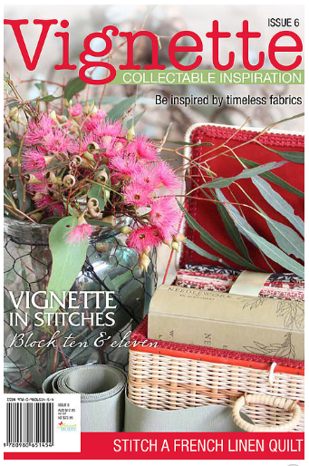 Leanne's House - Vignette Issue 6-- Magazine only--By Leanne Beasley