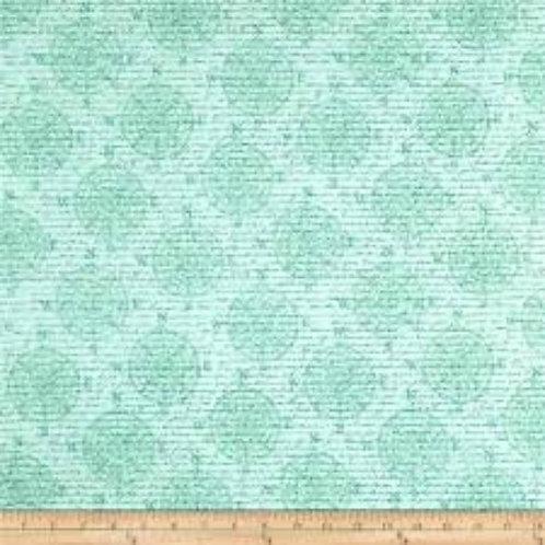 Windham Fabrics - Tall Ships -Mint Green