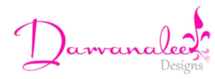 Darvanalee Designs Stuido Logo
