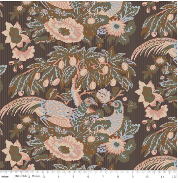 Houghton Hall By Carolyn Konlg - For Penny Rose Fabrics PINK