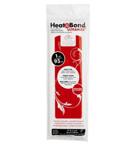 Heat'n'Bond Ultrabond -Qty 1 yard/93cm
