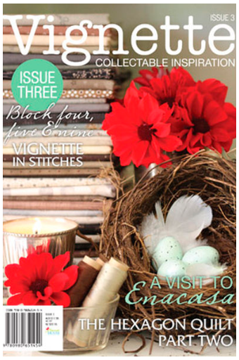Leanne's House - Vignette Issue 3-- Magazine only--By Leanne Beasley
