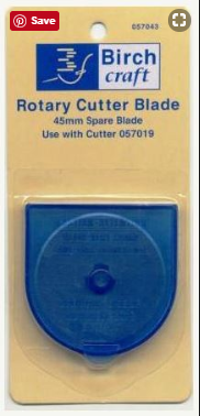 Replacement Rotary Cutter Blades